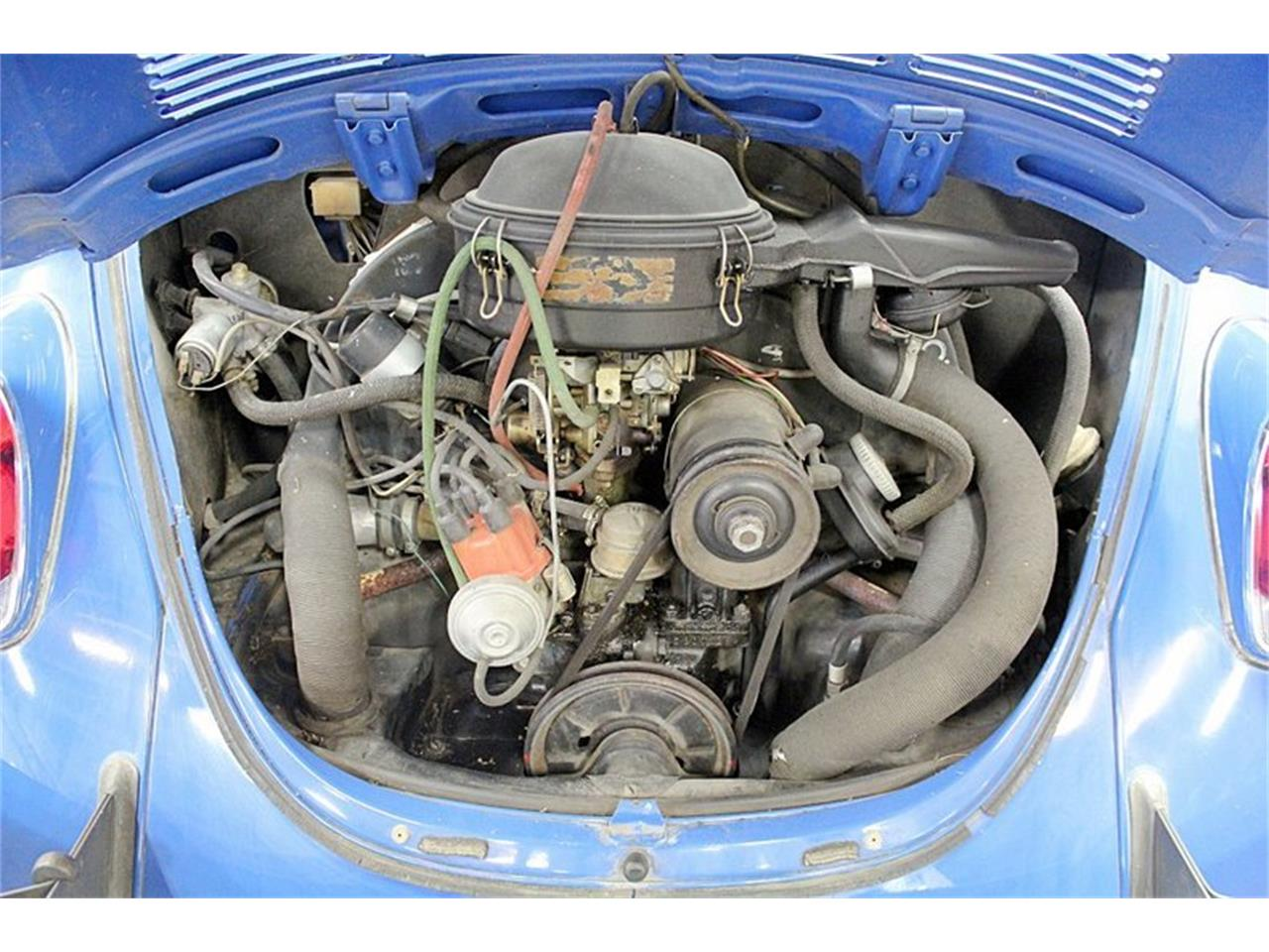 Large Picture of Classic '72 Volkswagen Super Beetle located in Michigan - $14,900.00 - PTI6