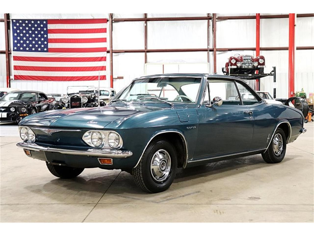 Large Picture of 1965 Corvair - PTIH