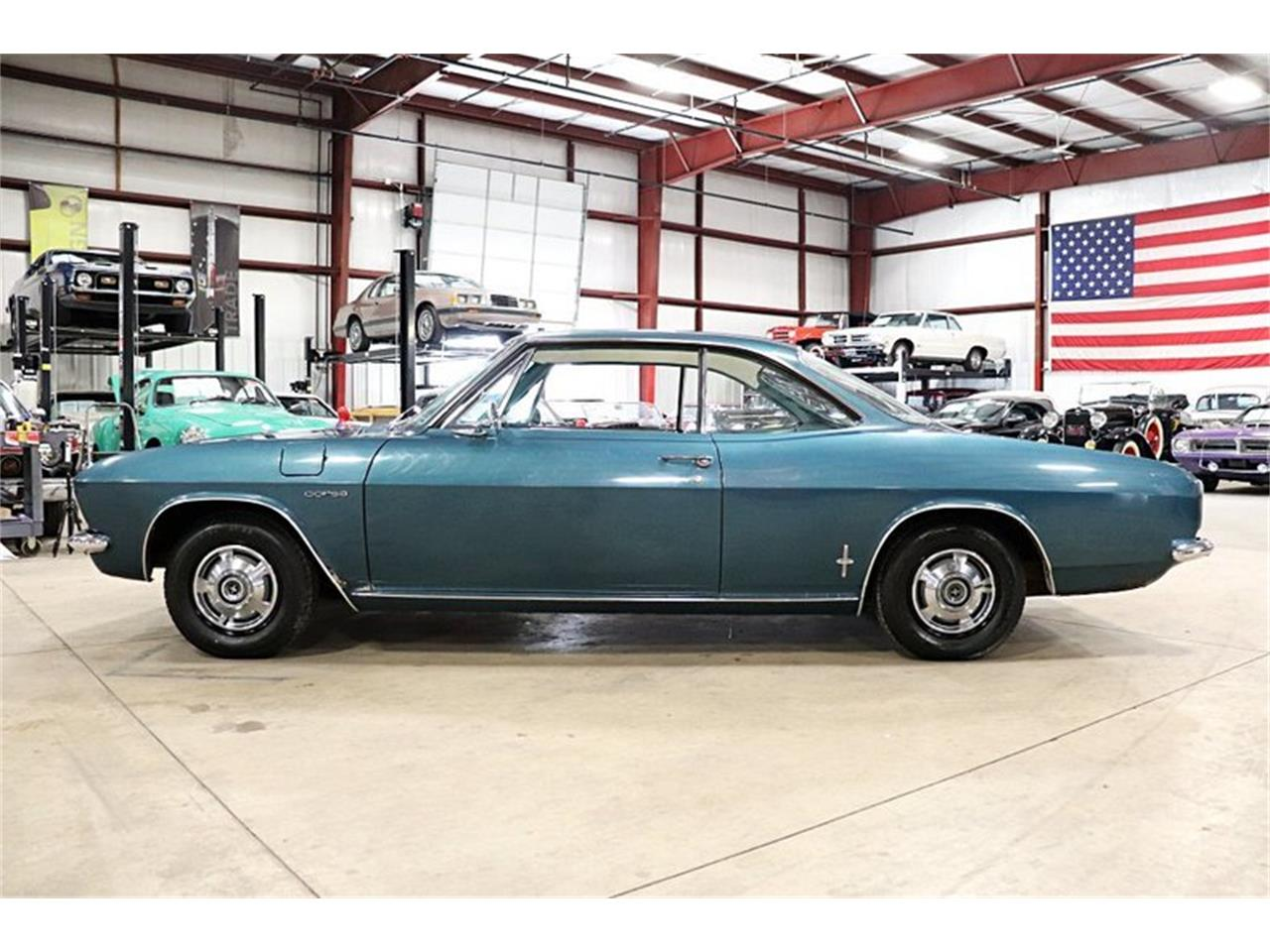 Large Picture of Classic '65 Corvair located in Kentwood Michigan - PTIH