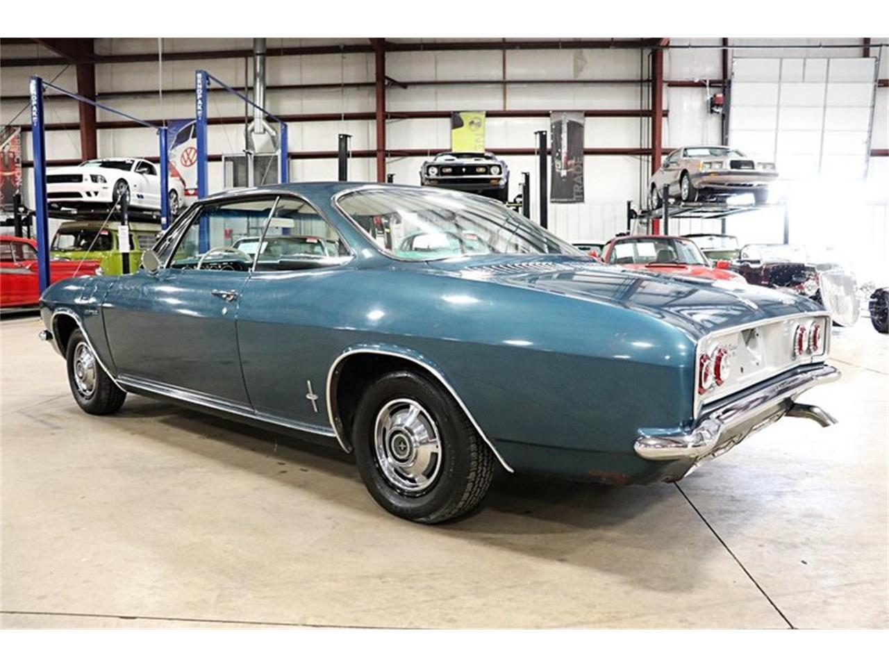 Large Picture of 1965 Corvair located in Kentwood Michigan Offered by GR Auto Gallery - PTIH