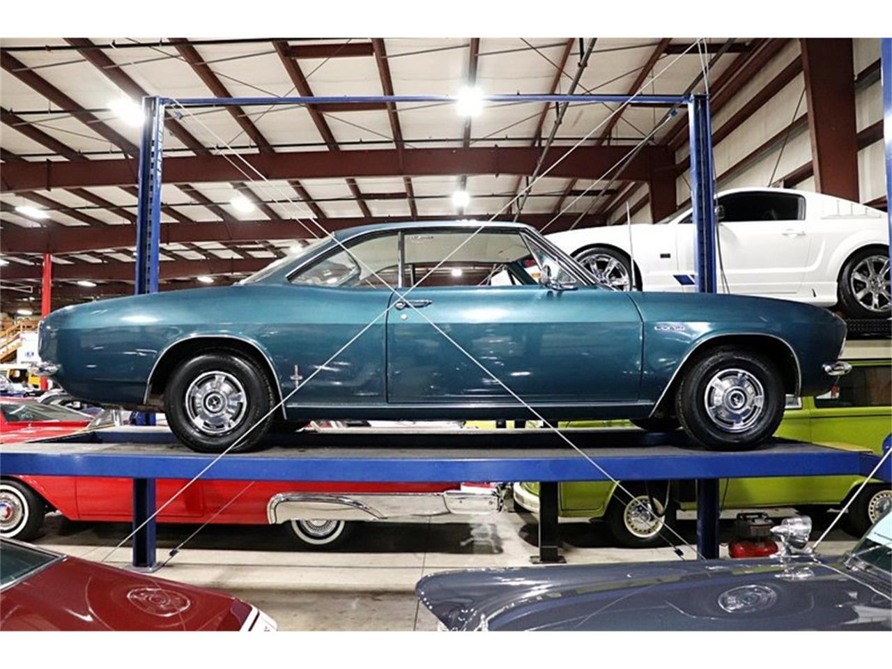 Large Picture of 1965 Chevrolet Corvair located in Michigan - $12,900.00 Offered by GR Auto Gallery - PTIH