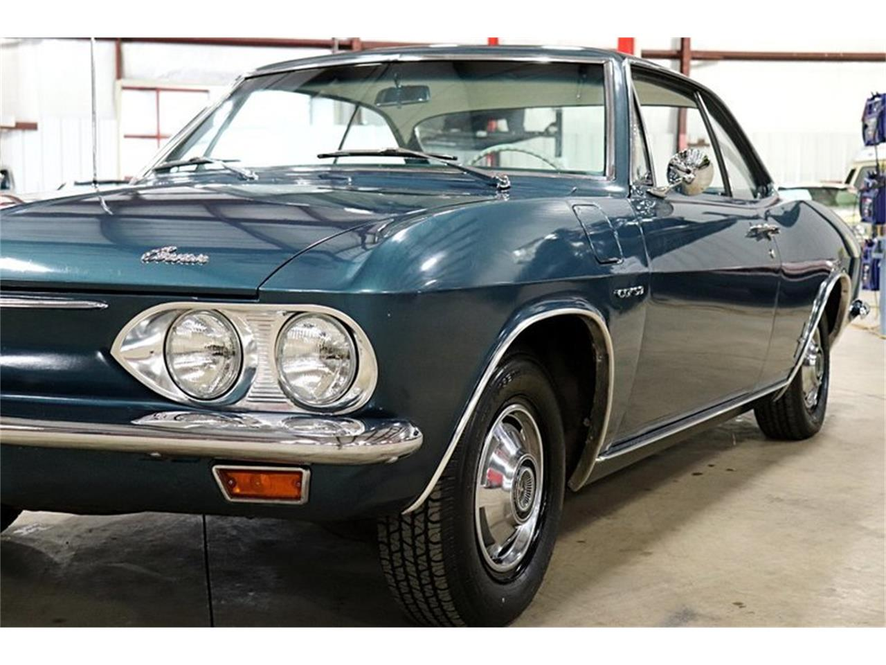 Large Picture of '65 Chevrolet Corvair located in Kentwood Michigan - $12,900.00 Offered by GR Auto Gallery - PTIH