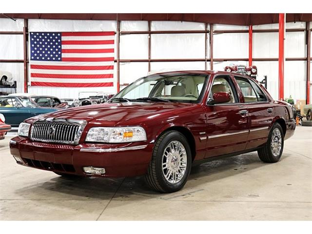 Picture of '10 Mercury Grand Marquis located in Michigan - $12,900.00 Offered by  - PTIM