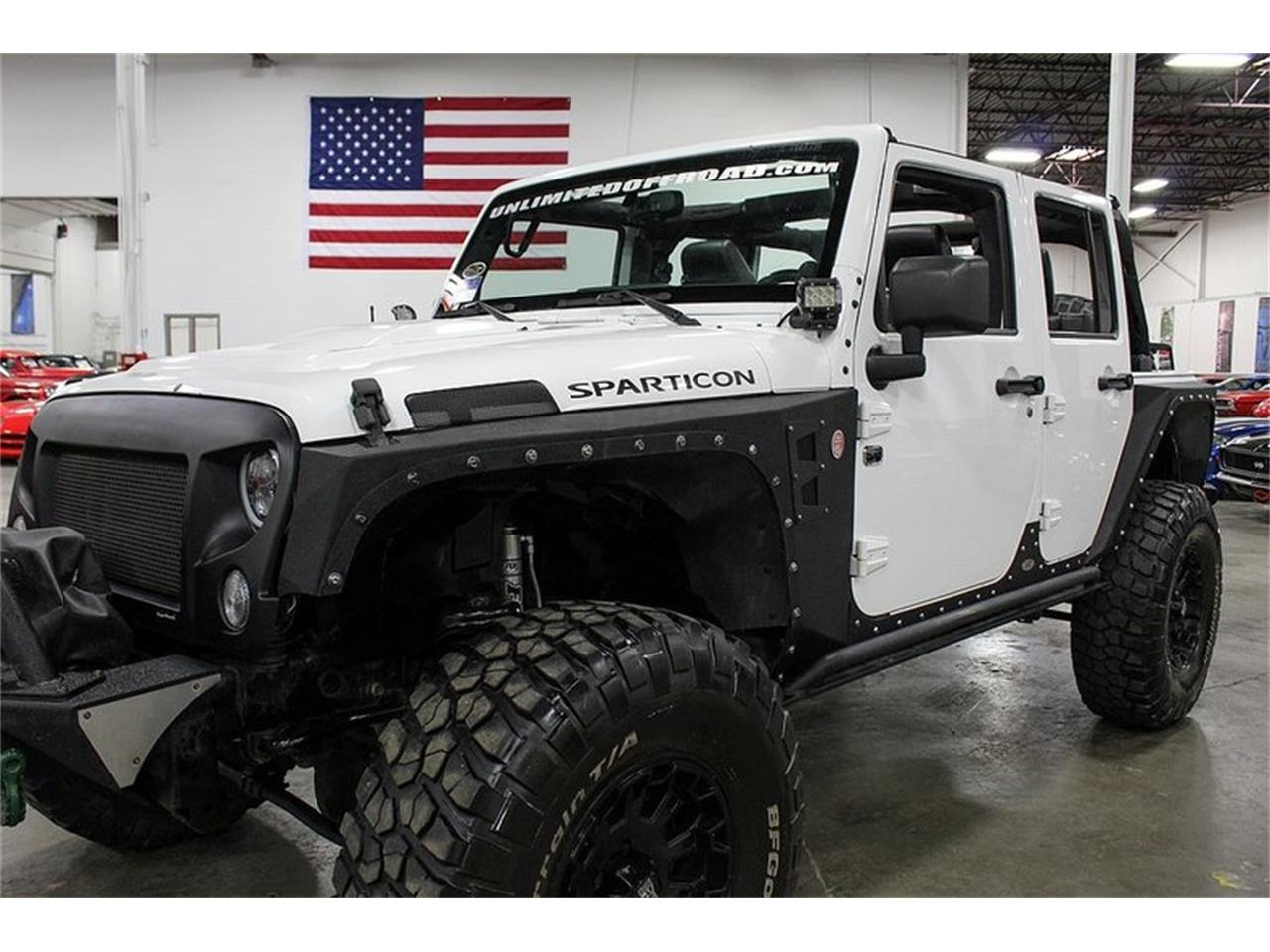 Large Picture of '13 Wrangler - PTIW