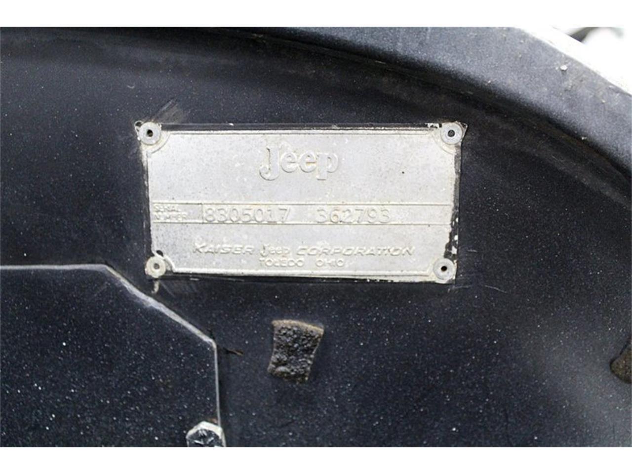 Large Picture of '70 CJ - PTIZ