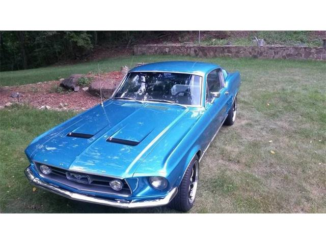 Picture of '67 Mustang - PQAB
