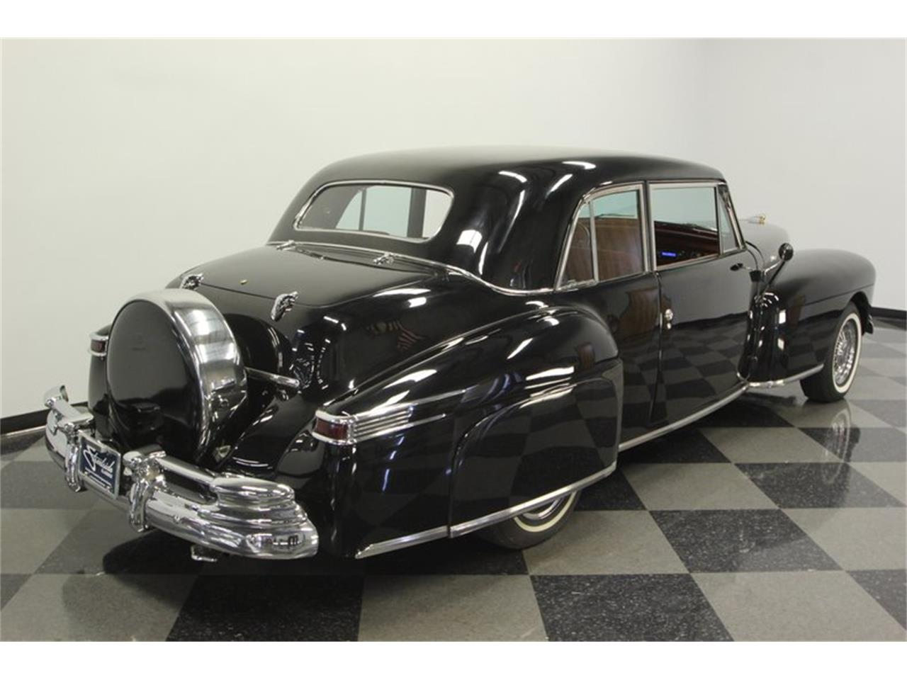 Large Picture of Classic '48 Lincoln Continental located in Lutz Florida - $26,995.00 - PTJ9