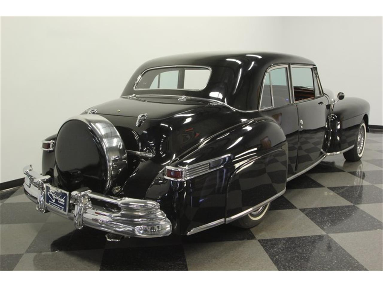 Large Picture of Classic '48 Lincoln Continental located in Florida Offered by Streetside Classics - Tampa - PTJ9