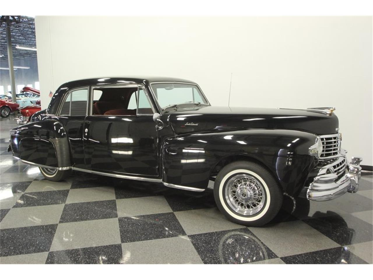 Large Picture of 1948 Lincoln Continental Offered by Streetside Classics - Tampa - PTJ9