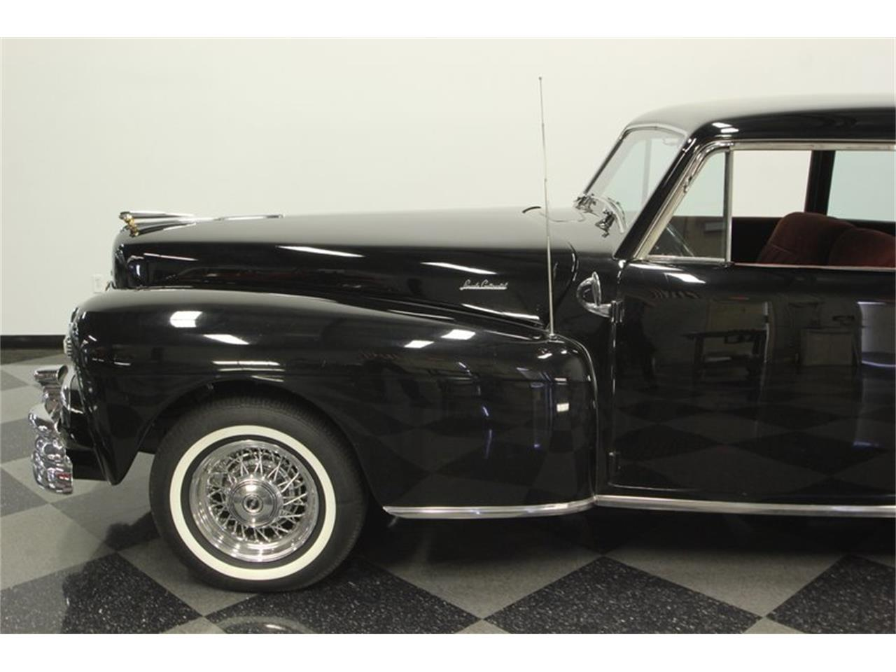 Large Picture of 1948 Lincoln Continental located in Lutz Florida - PTJ9