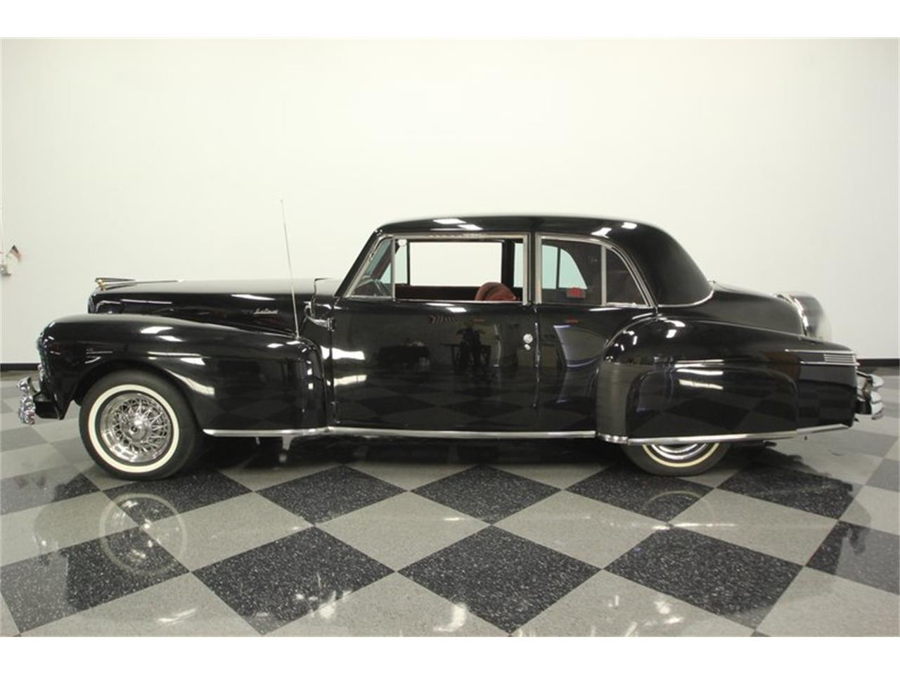 Large Picture of '48 Continental - PTJ9