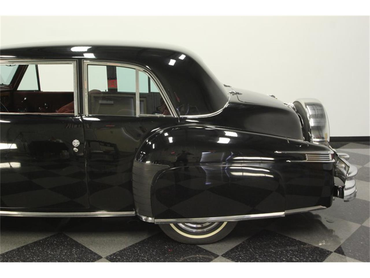 Large Picture of Classic 1948 Continental - PTJ9