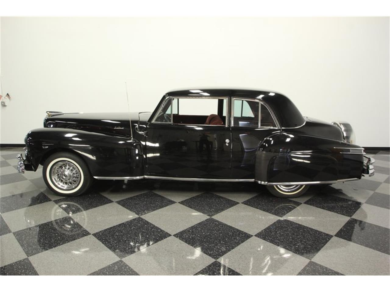 Large Picture of 1948 Lincoln Continental located in Lutz Florida - $26,995.00 Offered by Streetside Classics - Tampa - PTJ9