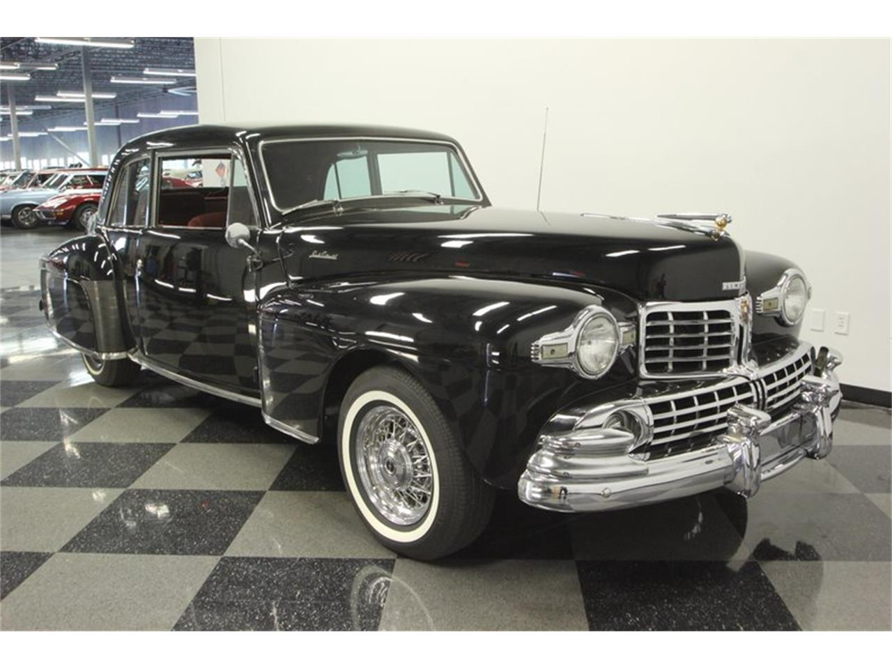 Large Picture of '48 Lincoln Continental Offered by Streetside Classics - Tampa - PTJ9