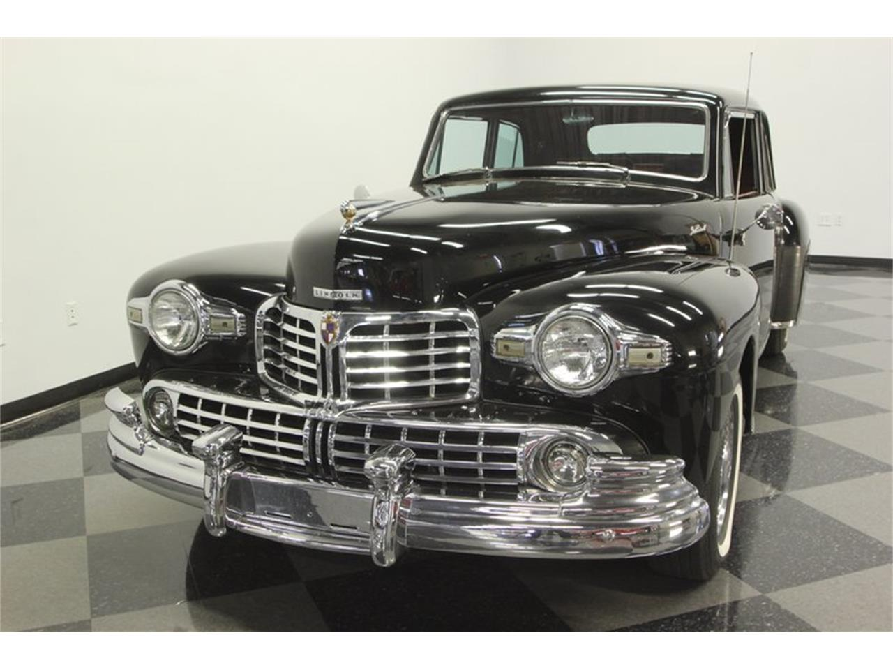 Large Picture of Classic 1948 Lincoln Continental - $26,995.00 - PTJ9