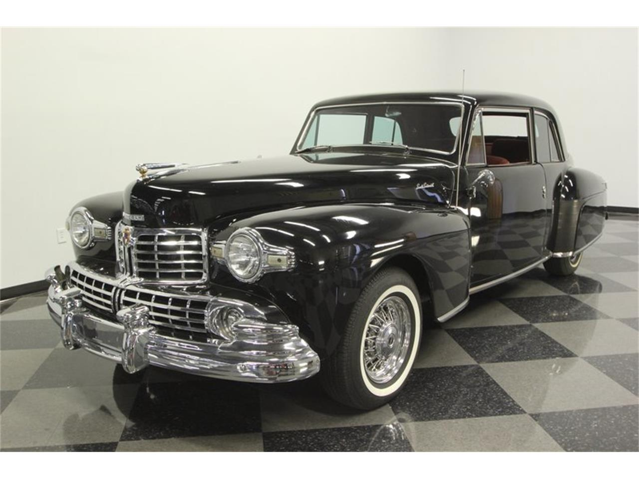 Large Picture of '48 Continental Offered by Streetside Classics - Tampa - PTJ9