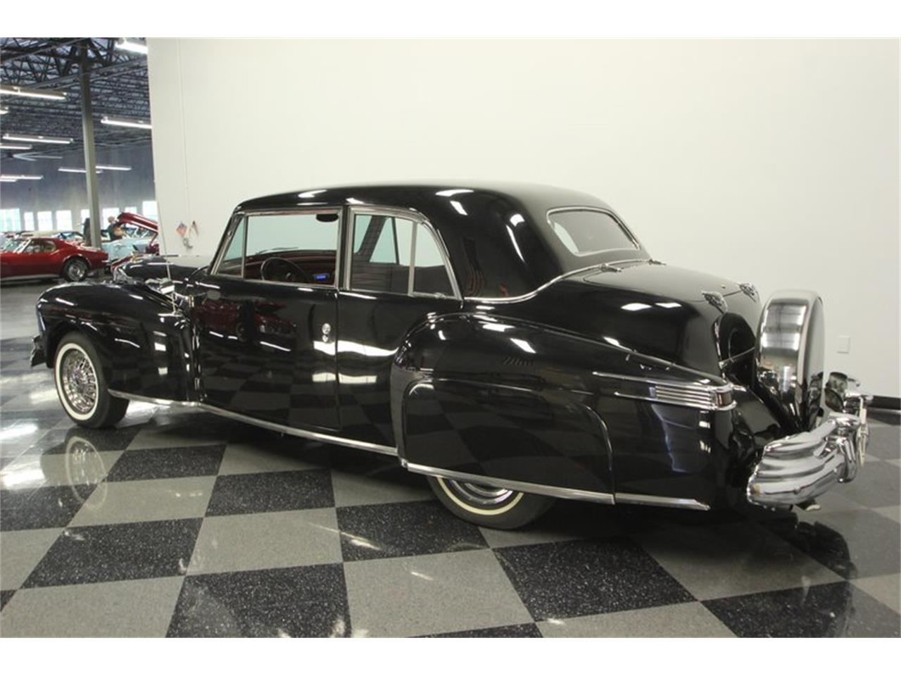 Large Picture of 1948 Continental - PTJ9