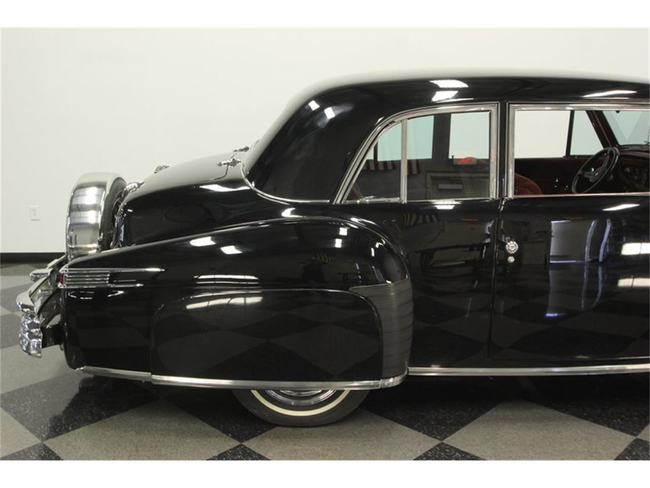 Large Picture of 1948 Lincoln Continental located in Lutz Florida - $26,995.00 - PTJ9