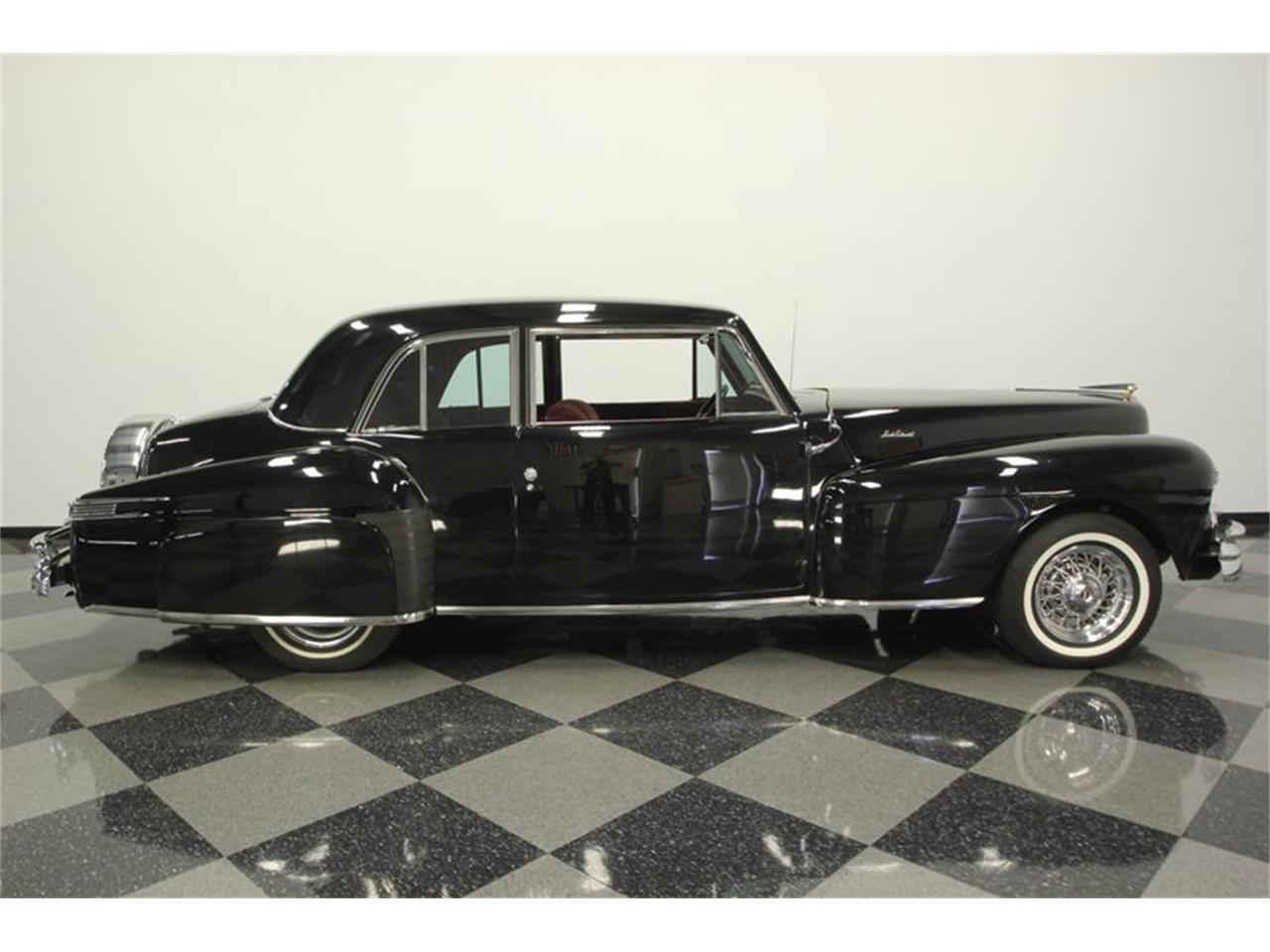 Large Picture of 1948 Lincoln Continental located in Florida - $26,995.00 - PTJ9