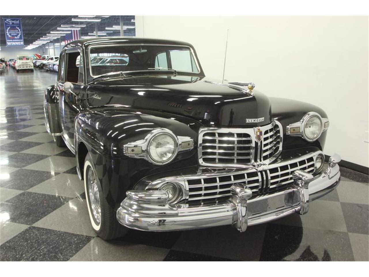 Large Picture of 1948 Lincoln Continental - $26,995.00 - PTJ9