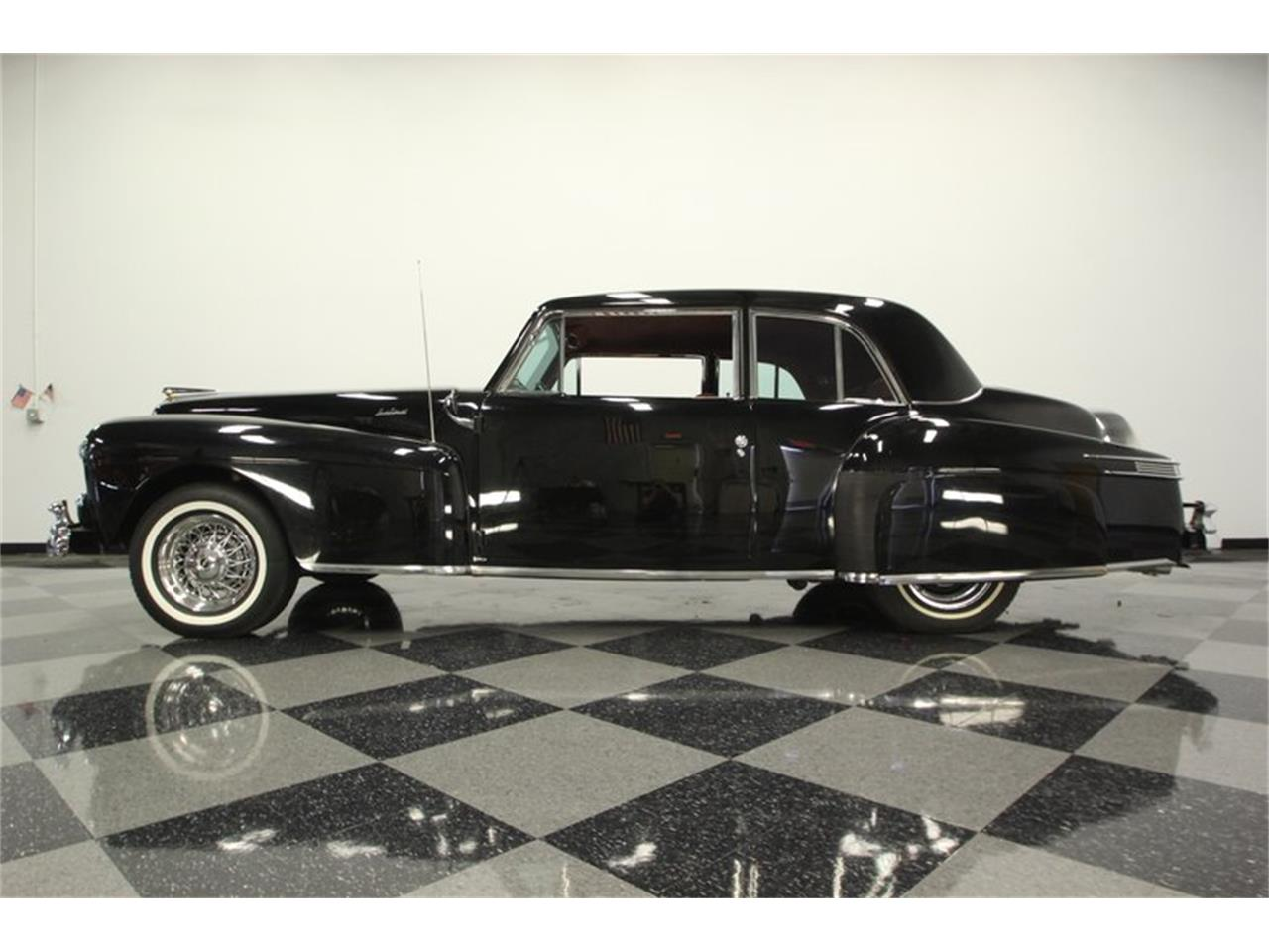 Large Picture of Classic 1948 Lincoln Continental Offered by Streetside Classics - Tampa - PTJ9