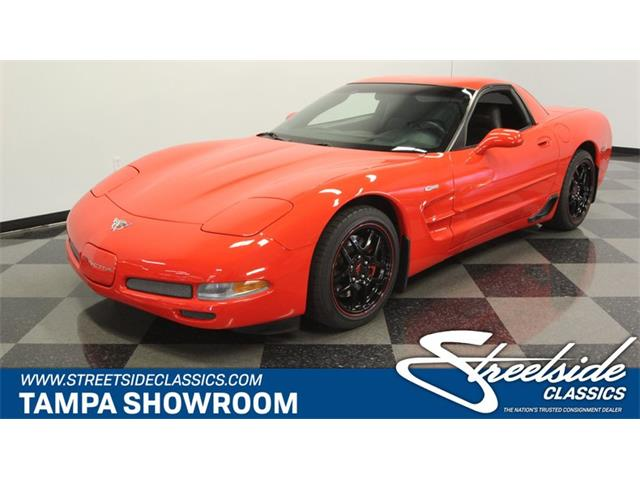 Picture of '03 Corvette - PTJA