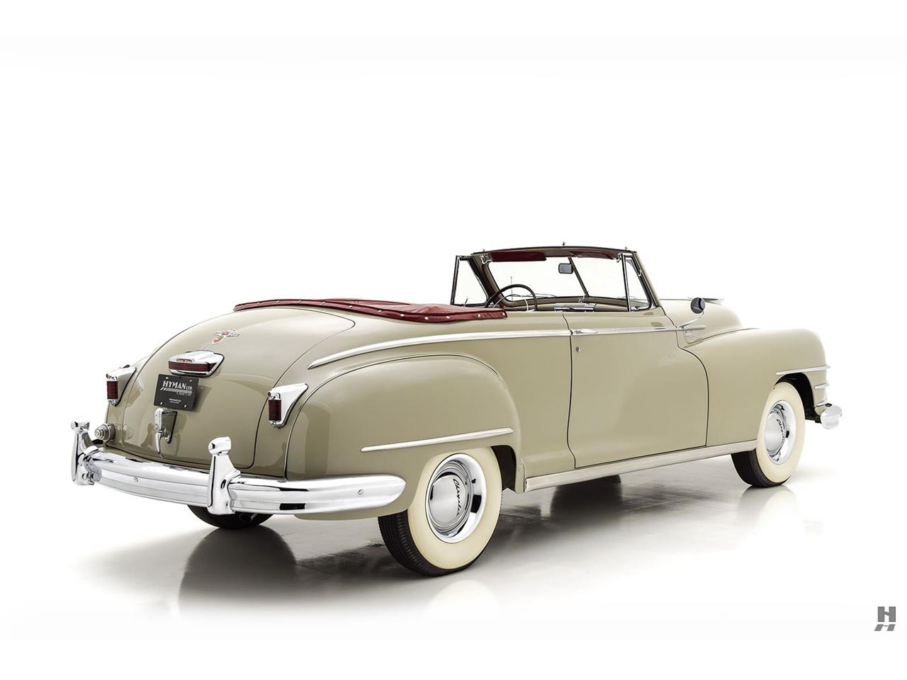 Large Picture of Classic 1947 New Yorker Offered by Hyman Ltd. Classic Cars - PTJQ