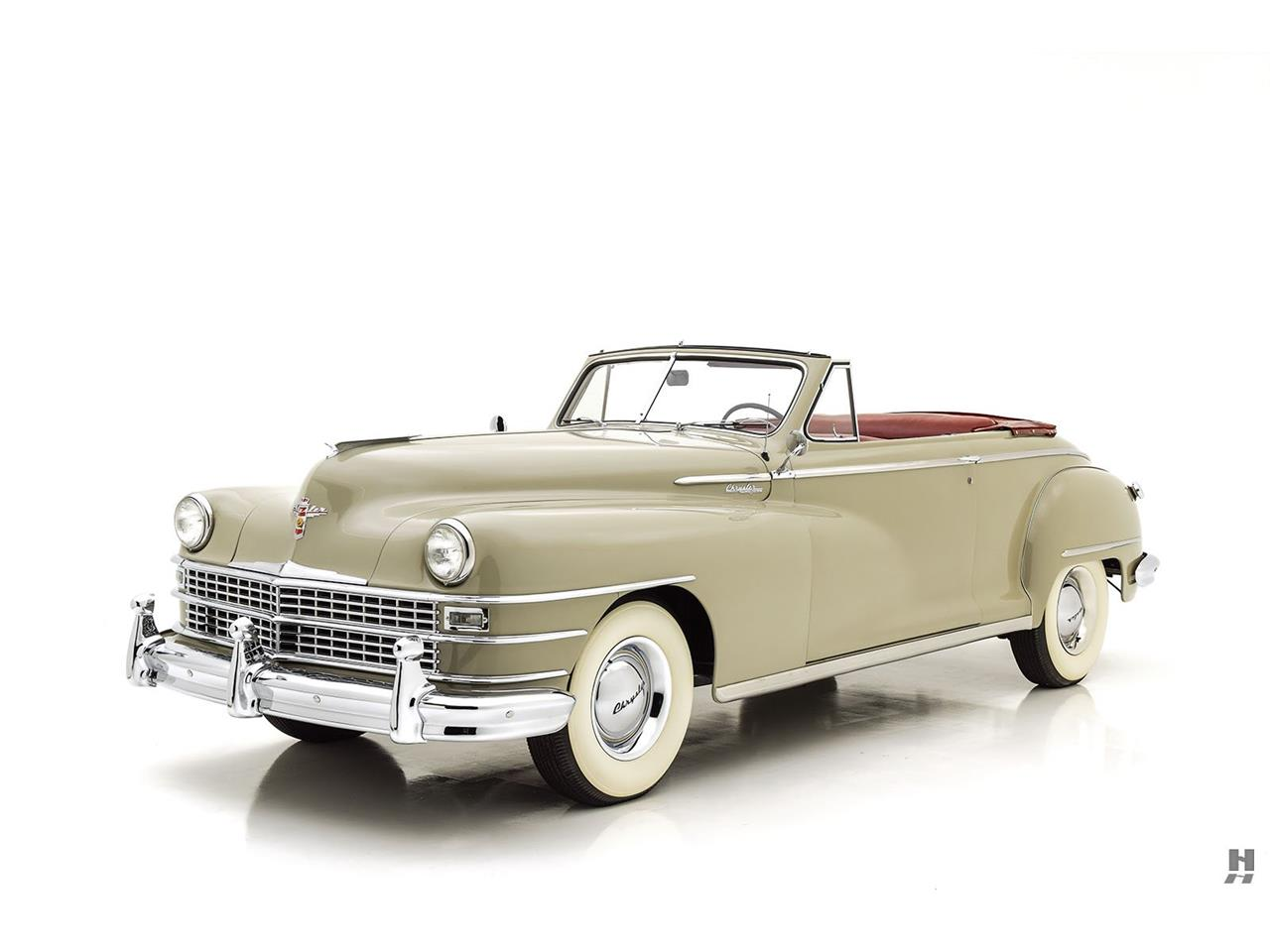 Large Picture of 1947 New Yorker - PTJQ