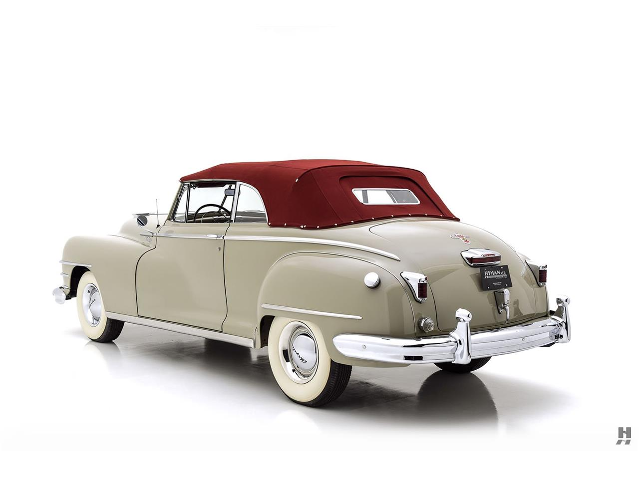 Large Picture of Classic 1947 New Yorker - $69,500.00 Offered by Hyman Ltd. Classic Cars - PTJQ