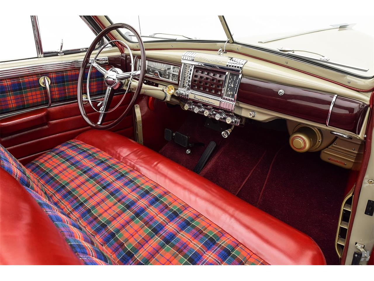 Large Picture of '47 New Yorker located in Saint Louis Missouri - $69,500.00 Offered by Hyman Ltd. Classic Cars - PTJQ