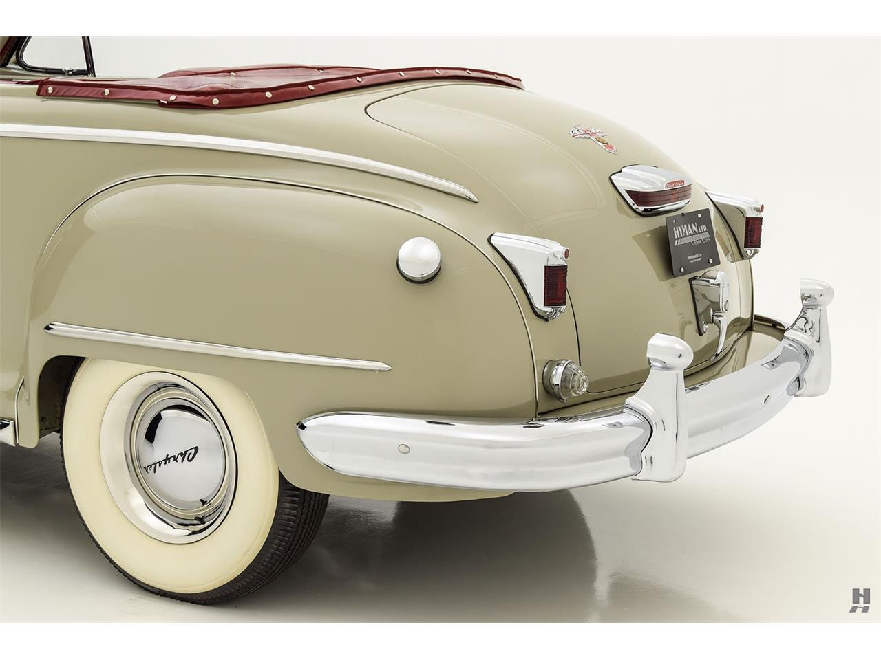 Large Picture of Classic 1947 New Yorker located in Missouri - $69,500.00 Offered by Hyman Ltd. Classic Cars - PTJQ