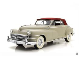 Picture of '47 Chrysler New Yorker - $69,500.00 Offered by Hyman Ltd. Classic Cars - PTJQ