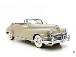 Picture of '47 Chrysler New Yorker located in Saint Louis Missouri - $69,500.00 Offered by Hyman Ltd. Classic Cars - PTJQ