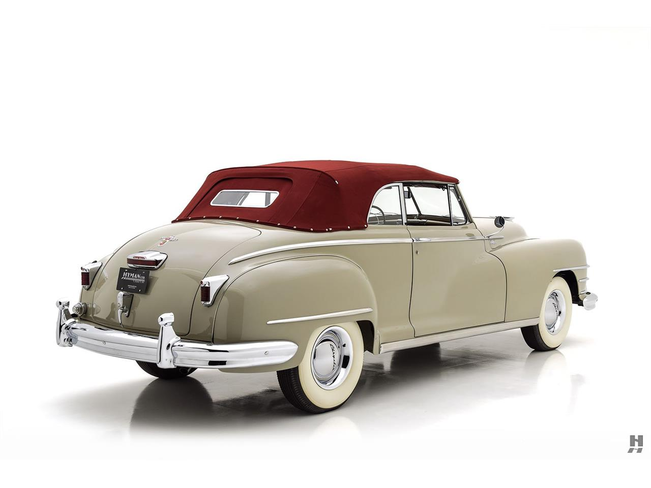 Large Picture of 1947 Chrysler New Yorker Offered by Hyman Ltd. Classic Cars - PTJQ