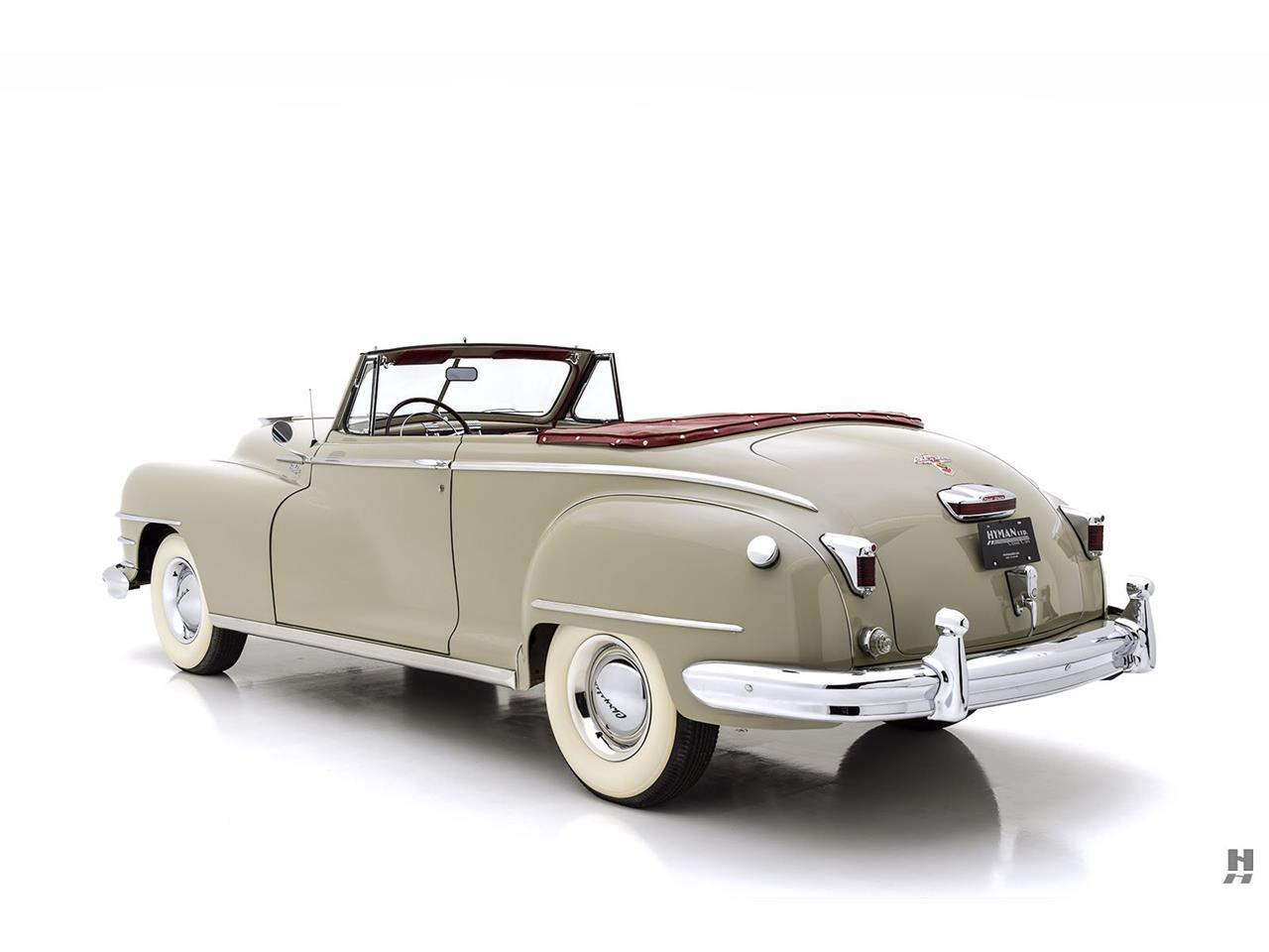 Large Picture of 1947 New Yorker located in Missouri - $69,500.00 Offered by Hyman Ltd. Classic Cars - PTJQ