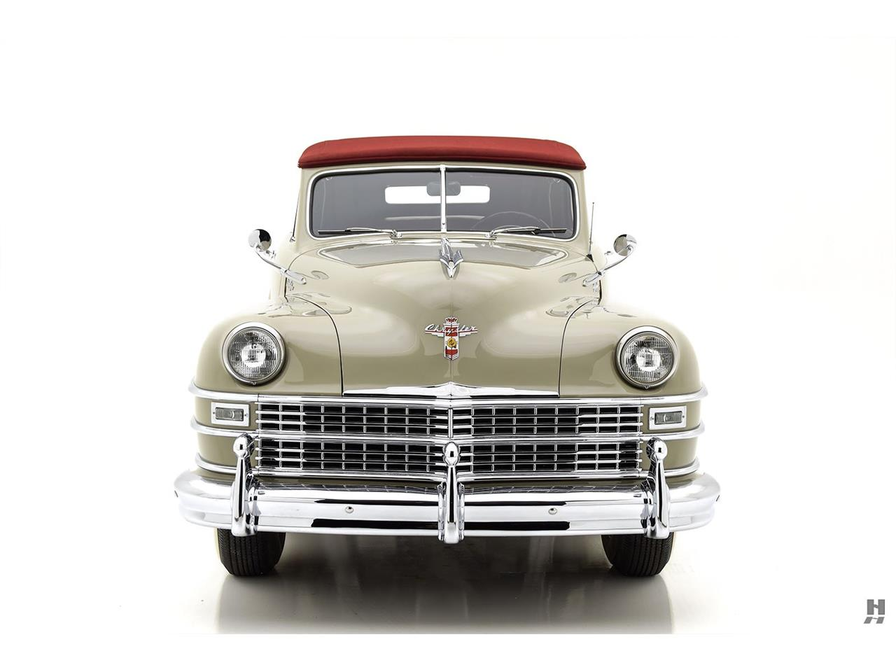 Large Picture of Classic 1947 New Yorker - PTJQ