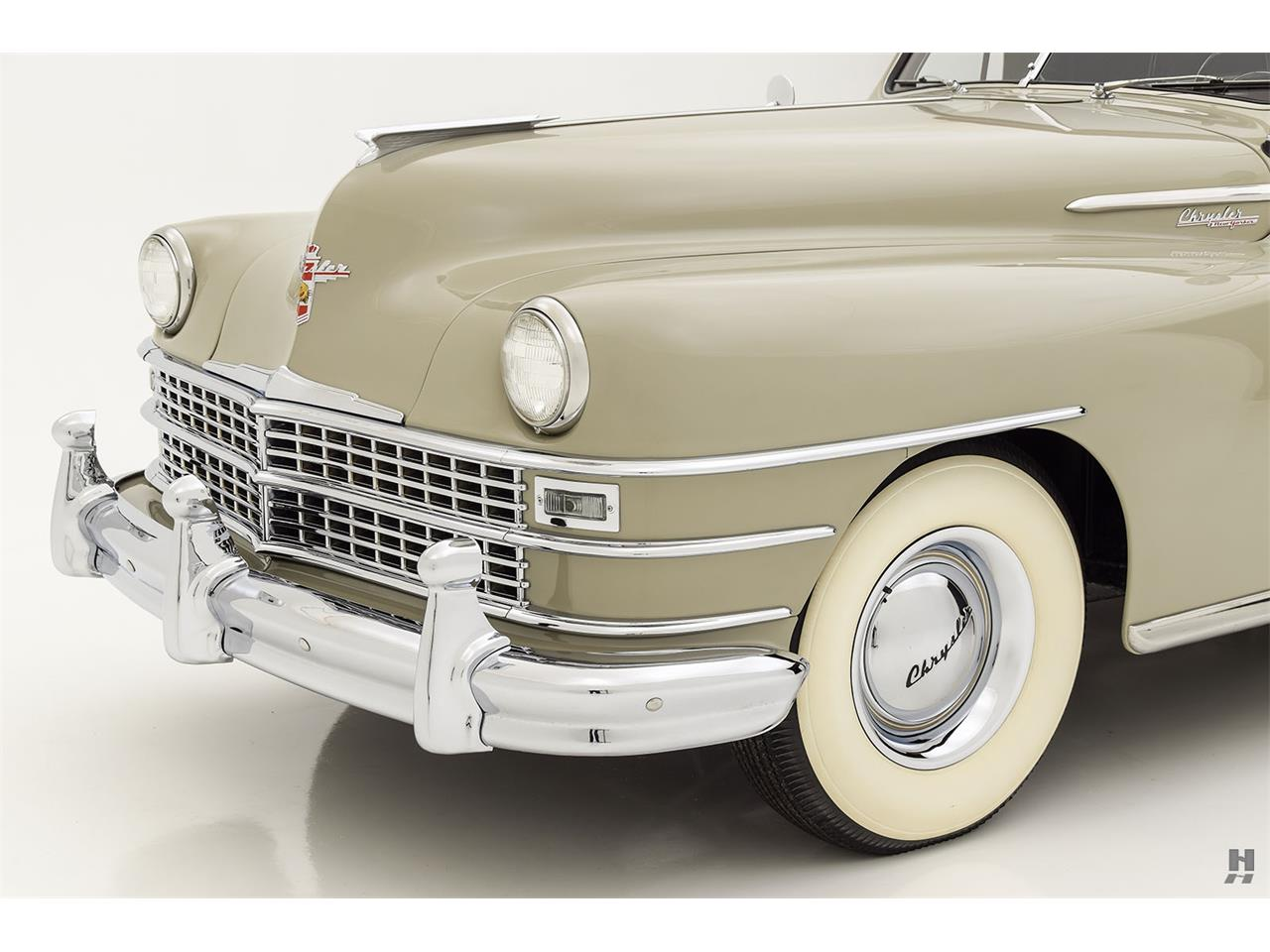 Large Picture of Classic 1947 Chrysler New Yorker located in Saint Louis Missouri Offered by Hyman Ltd. Classic Cars - PTJQ