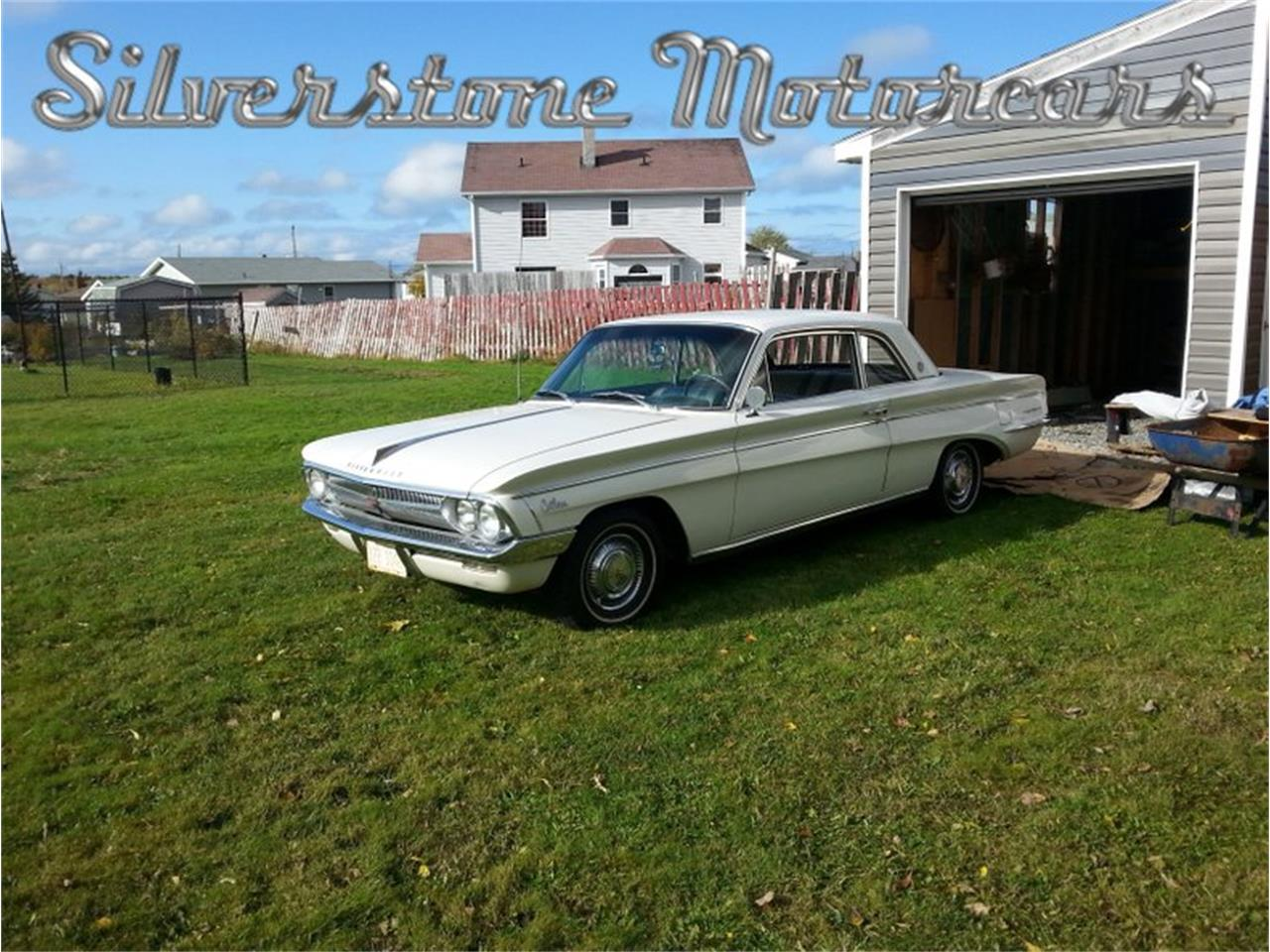 Large Picture of Classic 1962 Oldsmobile F85 - $17,000.00 - PTK0