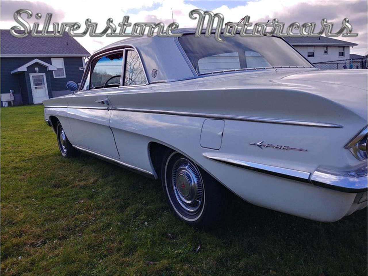 Large Picture of 1962 Oldsmobile F85 located in North Andover Massachusetts - $17,000.00 Offered by Silverstone Motorcars - PTK0