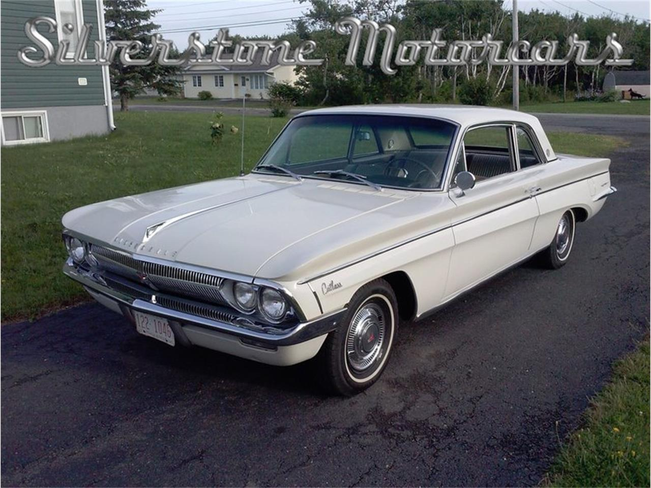 Large Picture of 1962 Oldsmobile F85 located in North Andover Massachusetts - PTK0