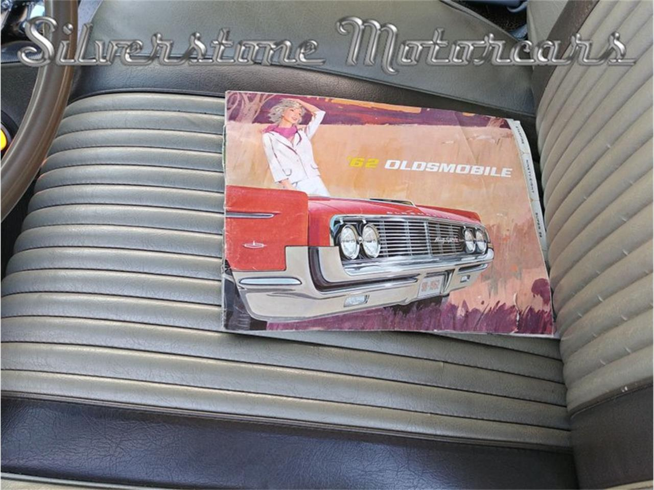 Large Picture of Classic 1962 Oldsmobile F85 located in North Andover Massachusetts Offered by Silverstone Motorcars - PTK0