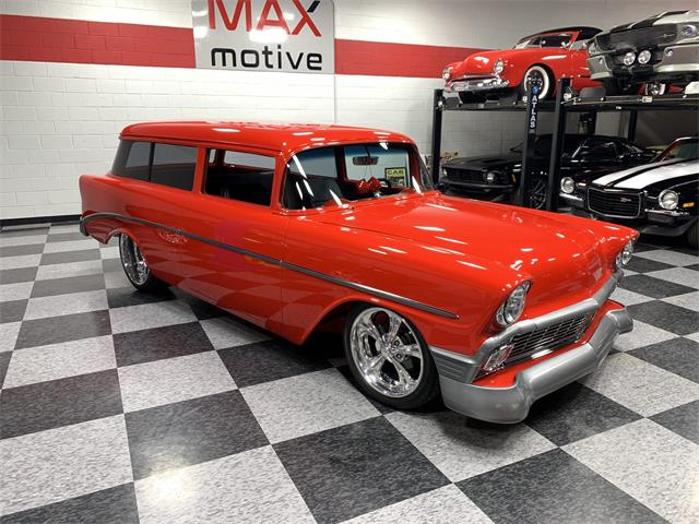 1956 Chevrolet Antique