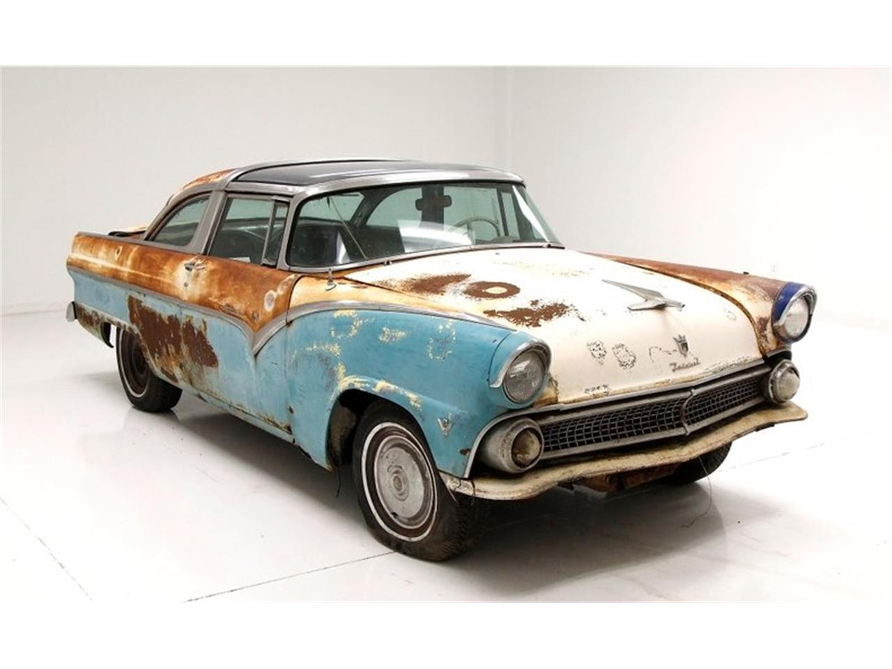 Large Picture of '55 Fairlane - PQAL