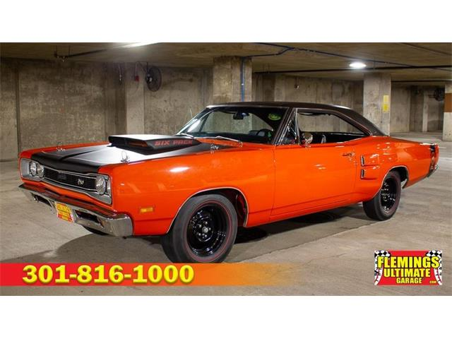 1969 Dodge Super Bee for Sale on ClassicCars com on