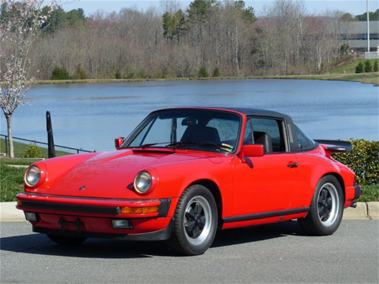 Large Picture of '84 911 Carrera - PTMD