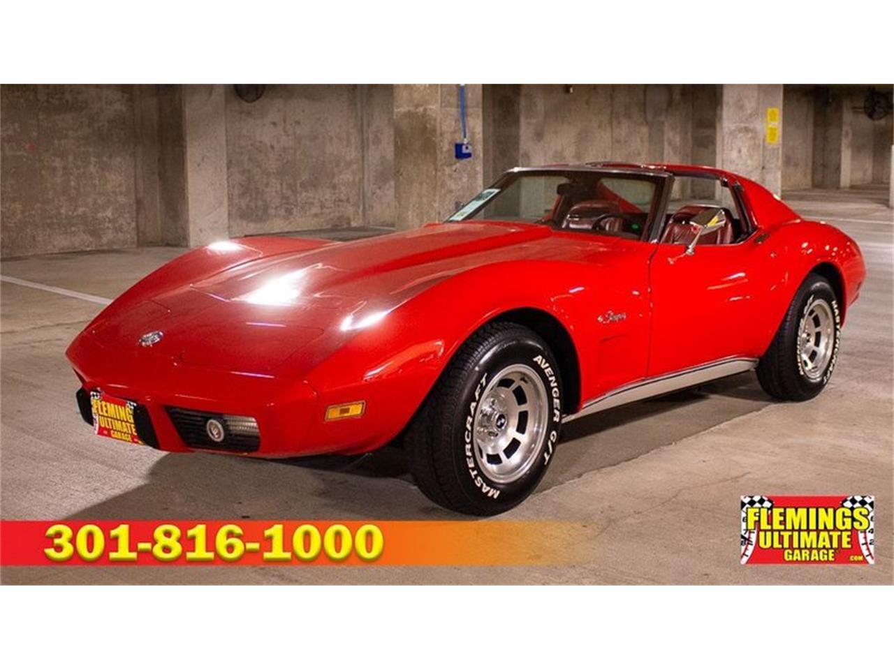 Corvettes For Sale In Md >> For Sale 1976 Chevrolet Corvette In Rockville Maryland