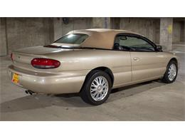 Picture of 1998 Chrysler Sebring located in Rockville Maryland - $4,290.00 Offered by Flemings Ultimate Garage - PTML