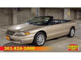 Picture of '98 Chrysler Sebring located in Maryland - PTML