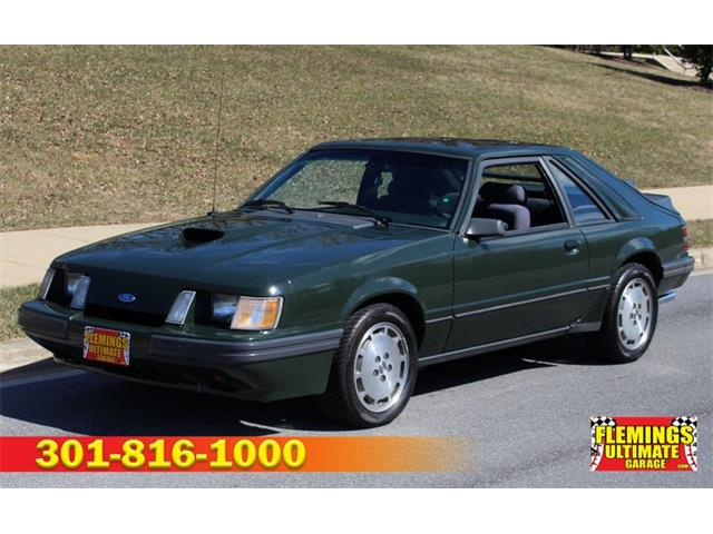 Picture of '85 Mustang - PTMN