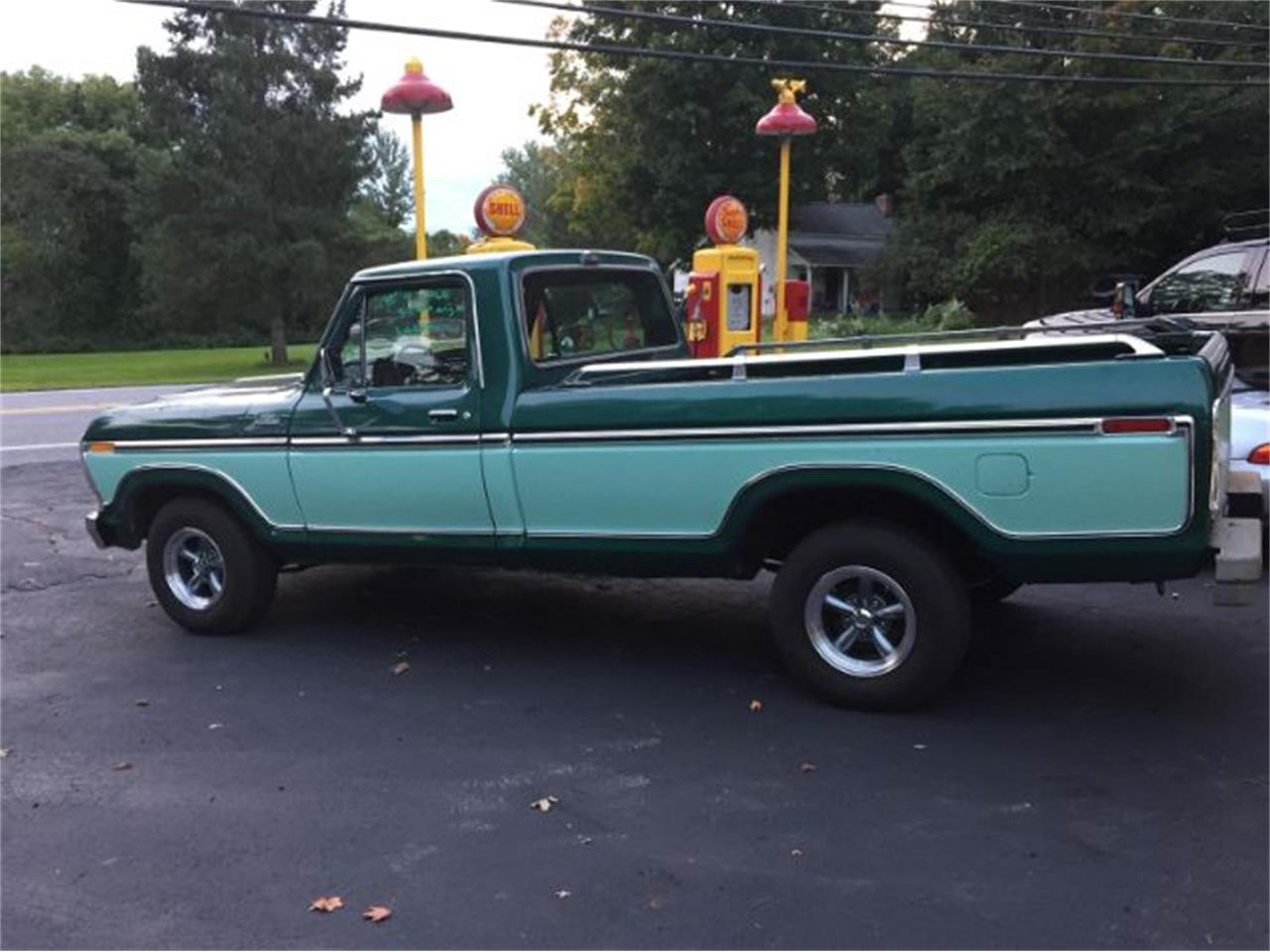 Large Picture of '79 F100 - PTNJ